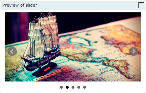 WordPress Slider Preview 2